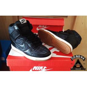 Zapatillas Nike Mujer Con Taco Dunk - Ropa y Accesorios en Mercado ... e2bf54f687271