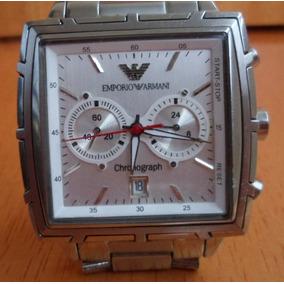 Relógio Emporio Armani Original Excelente Estado Perfeito !