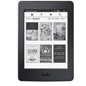 Kindle Paperwhite 4gb 7geração C/nf, Garantia Até Julho 2019