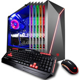 Ibuypower Gaming Pc De Escritorio I7-8700k 6-core 3.7 Ghz