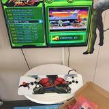 Tablero Arcade Con 1000 Juegos