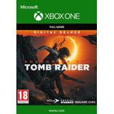 Shadow Of Tomb Raider - Xbox One Código 25 Dígitos