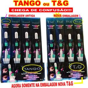 Mascara Rimel Tango T&g 4d Alonga E Dá Volume - 12 Unidades