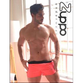 Short Deporte/running/traje De Baño /casual/ Marca Zuppo