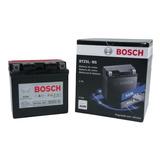 Bateria Bosch Moto Honda Nxr 150 Bros Mis 2010 Em Diante