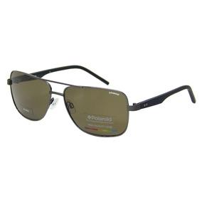 Oculos Marrom Masculino De Sol Polaroid - Óculos no Mercado Livre Brasil cd1ca43049