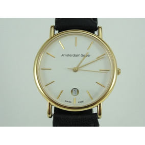 610150ce0f2 Maravilhoso Relogio Amsterdam Sauer Modele - Relógios De Pulso no ...