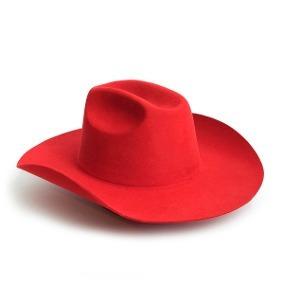 Sombrero Cowboy Cotillon Rojo - Cotillón en Mercado Libre Argentina a5d502fcc27