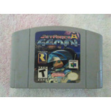 Juego Jetforce Gemini. Cinta Nintendo 64.