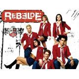 Novela Rebelde As 3 Temporadas Sem Cortes 440 Cap.+ Encartes