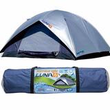 Barraca De Camping Luna Mor - 6 Pessoas