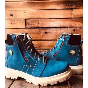 Boots Azul