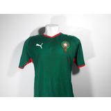 Camisa Seleção De Marrocos Oficial Puma - Camisas de Futebol no ... 6ad70994d01c6