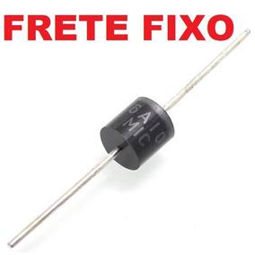 3 Peças - Diodo 6a10 Retificador 6a 1000v ( Frete R$16,00 )