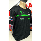 Camiseta Kawasaki Race Team Mescla