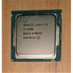 Processador Intel I5 6600 3.3 Ghz Quad 6ª Geração Lga1151