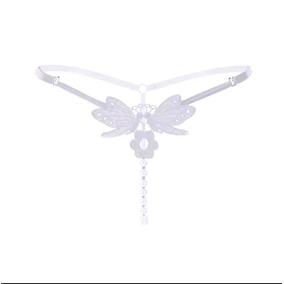 Tanga Mariposa Ajustable Lenceria Erotixa Sexy Envio Gratis