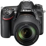 Nikon D7200 + Lente 18-140mm + Bolso