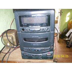 Mini System Jvc Ux-t1 110 V Aceita Fonte 12 Barato Reparar
