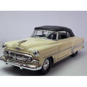 Bel Air 1953 Welly Carros Antigos 12 Cm Metal Beler 53 Raro