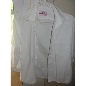db337b8800838 Camisa Blanca Escolar Nena - Ropa y Accesorios en Mercado Libre ...