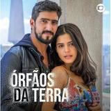 Cd Orfãos Da Terra - Trilha Sonora - Novelas