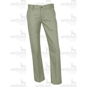 Pantalón De Importación Usa Con Corte Recto Para Dama