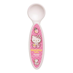Juego De Cubiertos Hello Kitty