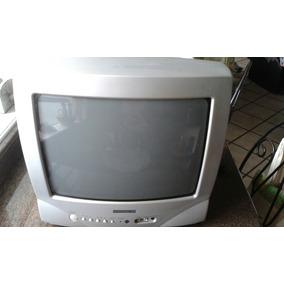 Televisor Daewoo 14 Con Control Original