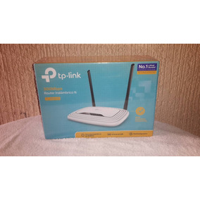 Router Inalambrico Tp-link 300mbps Wifi 2 Antenas Tl-w