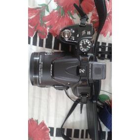 Câmara Nikon Coolpix P520 Super Nova E Casy