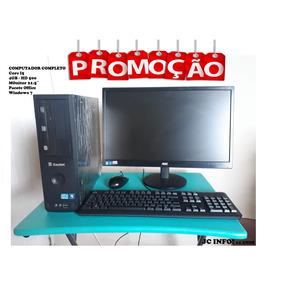 Computador Completo Core I5 4gb Hd 500 + Monitor 21.5 Led