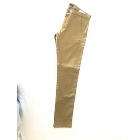 Calça Bege Zara 34us 44br (veste 42)