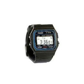 eebb7e66334 Relogio Casio F91w Branco Pronta Unissex - Relógios De Pulso no ...
