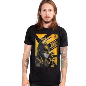 e1447eeee Camiseta Liga Justica - Camisetas Manga Curta para Masculino no ...
