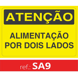 40a27be15dfcc Placas De Sinalização Segurança Do Trabalho no Mercado Livre Brasil