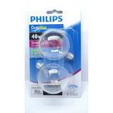 Foco G50 120v 40w E12 300 Lumens Philips
