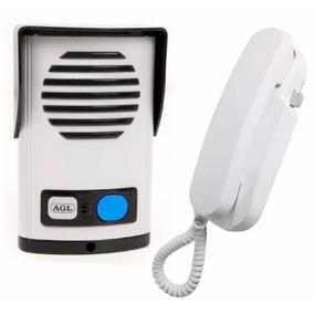 Interfone Porteiro Eletrônico Agl P-100 Bivolt