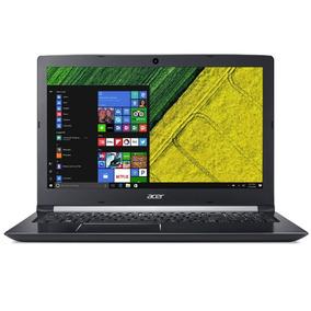 Notebook Acer A515-51-733u Core I7 W10h Iron