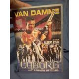 Cyborg O Dragão Do Futuro - Van Damme Dvd Dublado Orig Usado