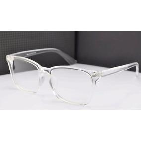 Oculos Armacao Transparente Feminino - Óculos no Mercado Livre Brasil c68603c235