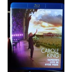 Carole King - Tapestry: Live In Hyde Park (leia A Descrição)