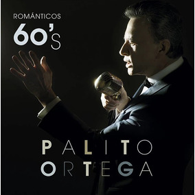 Vinilo Palito Ortega Romanticos 60 Open Music