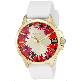 Reloj Juicy Couture Silicon Blanco