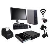 Kit Punto De Venta + Computadora Completa + Envio + Wifi