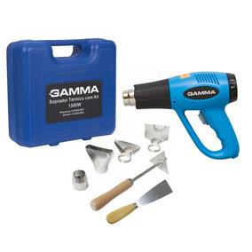 Soprador Térmico 220v 2.000w 300/550°c C/ Kit G1935k Gamma