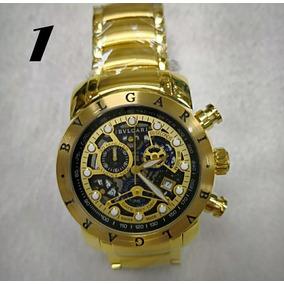 52fa4e51521 Relogio Bvlgari Iron Original - Relógios De Pulso no Mercado Livre ...