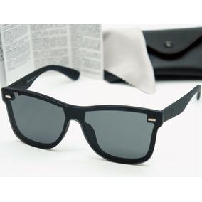 Oculos De Sol Justin Blaze Preto Feminino Masculino Baratouv 8cec021968