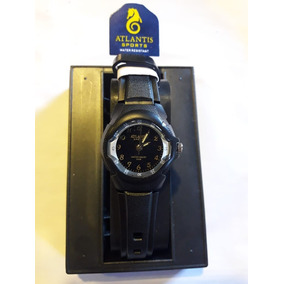 Relógio Atlantis 5276w Preto Feminino Original