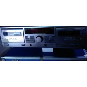 Duplo Tape Deck Td-w315 Double Cassette Dek